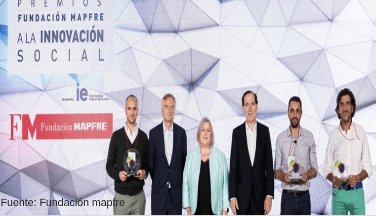Mapfre premia la innovación social