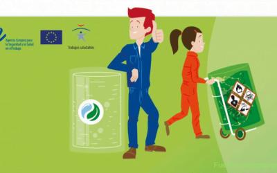 Semana Europea para la Seguridad y la Salud en el Trabajo