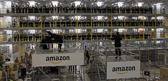 Empleos en Amazon