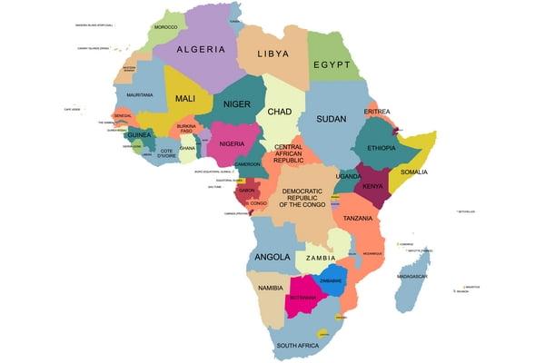 África, el gran reto para las firmas españolas