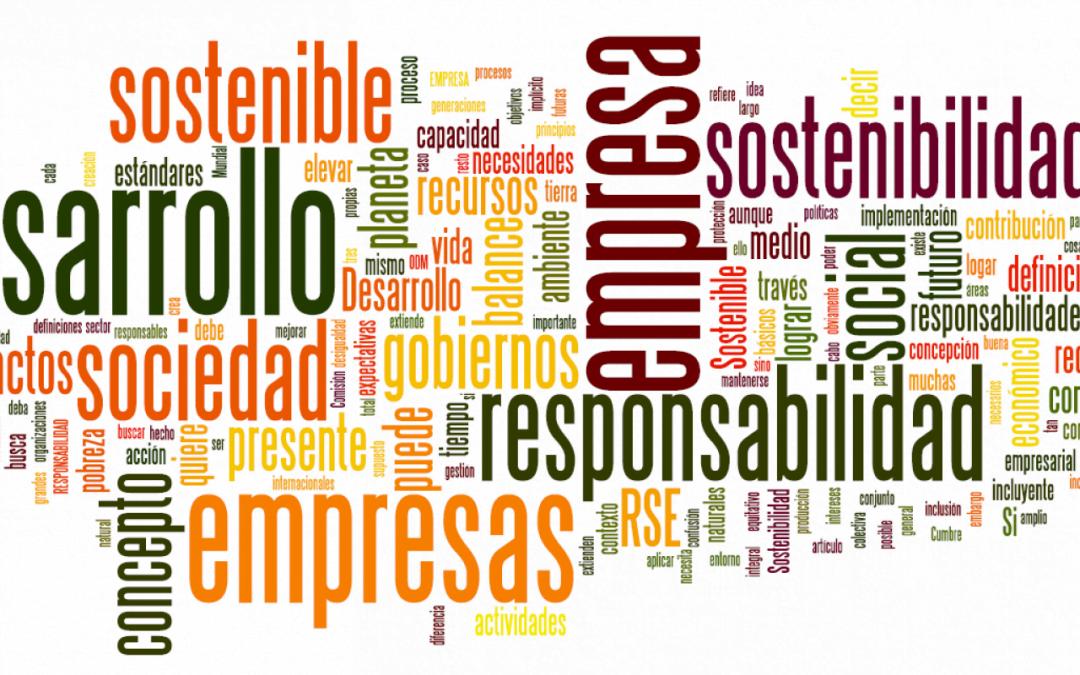 La sostenibilidad empresarial en España
