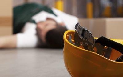 ¿Cuáles son las razones de que ocurran accidentes laborales?