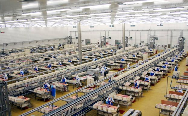 35% de las empresas murcianas bajo control